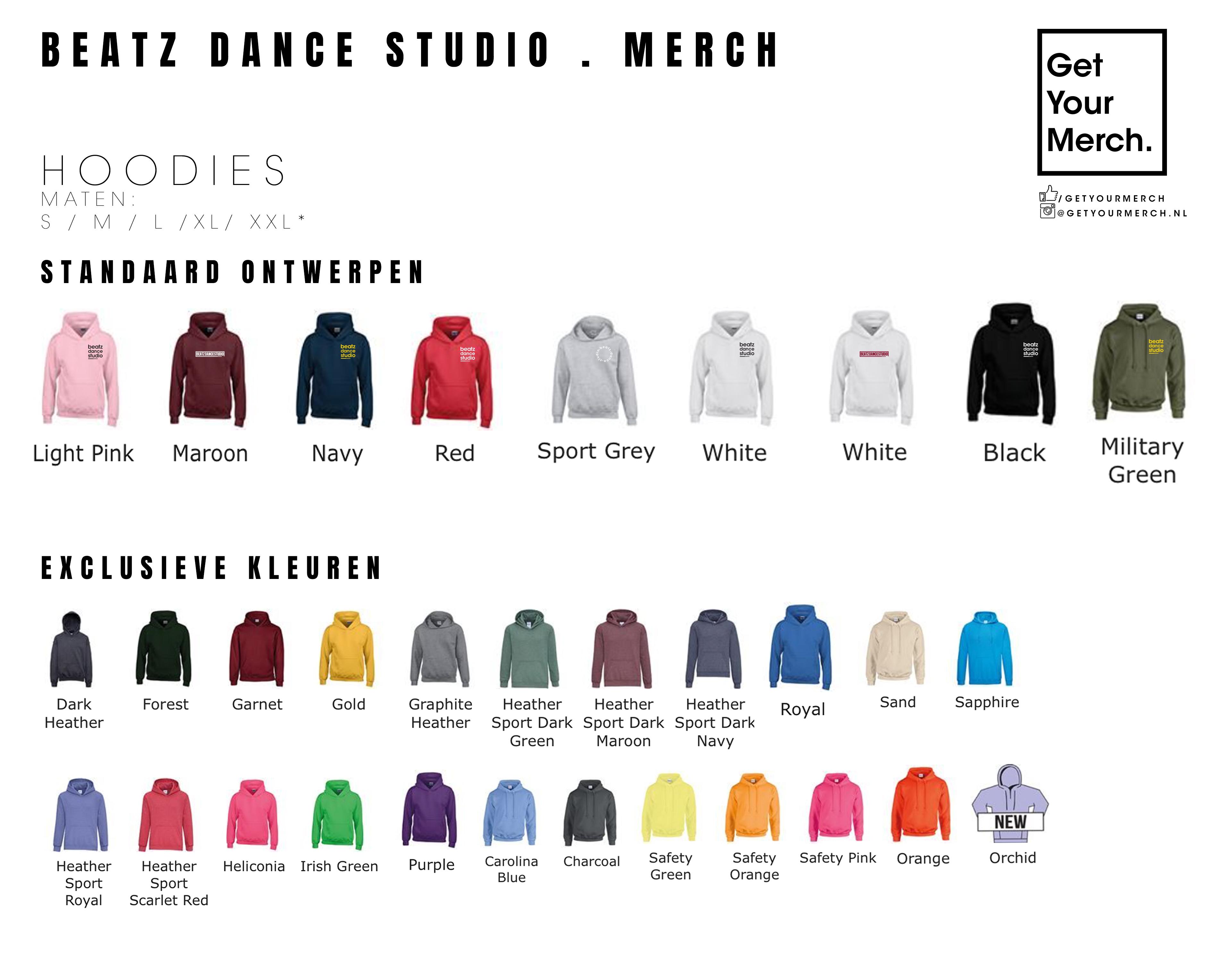 hoodie website volw